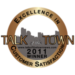 Talk of the Town Award